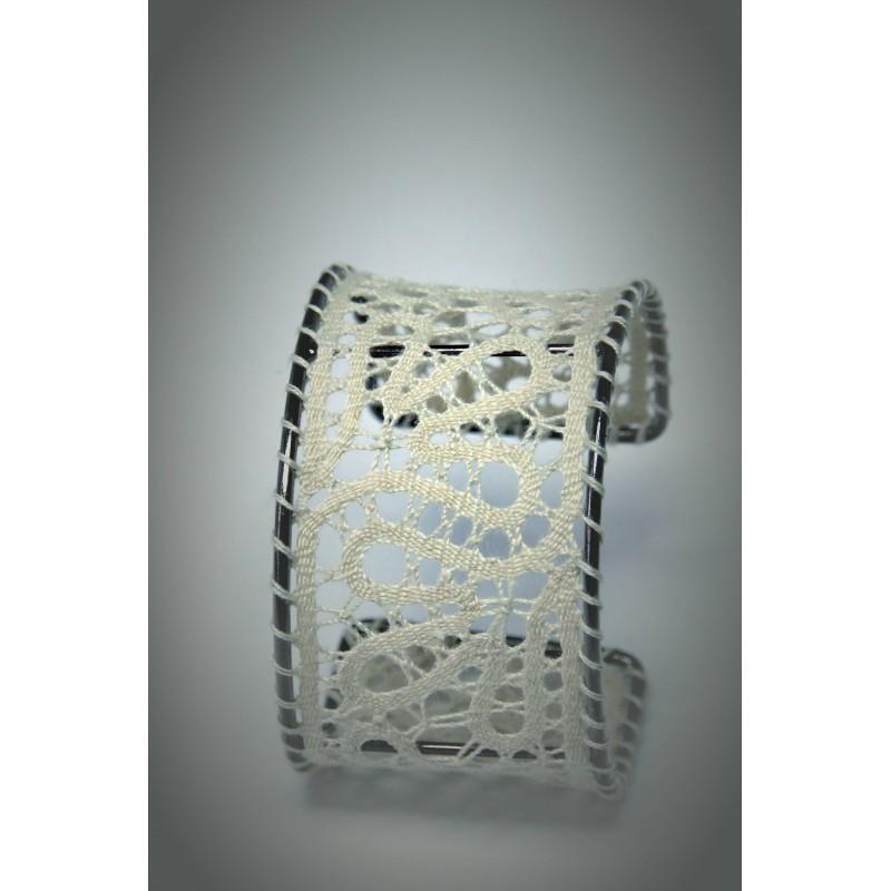 140105 - Vzorec za zapestnico za obroč - 3,5 x 16 cm