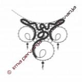 128502 - Necklace - 8 cm