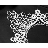 416606 - Muster für Deckchen - 14 cm