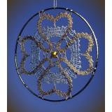 141601 - Motif for rings - 7 cm