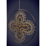 141602 - Motivo inserto en círculo - 7 cm