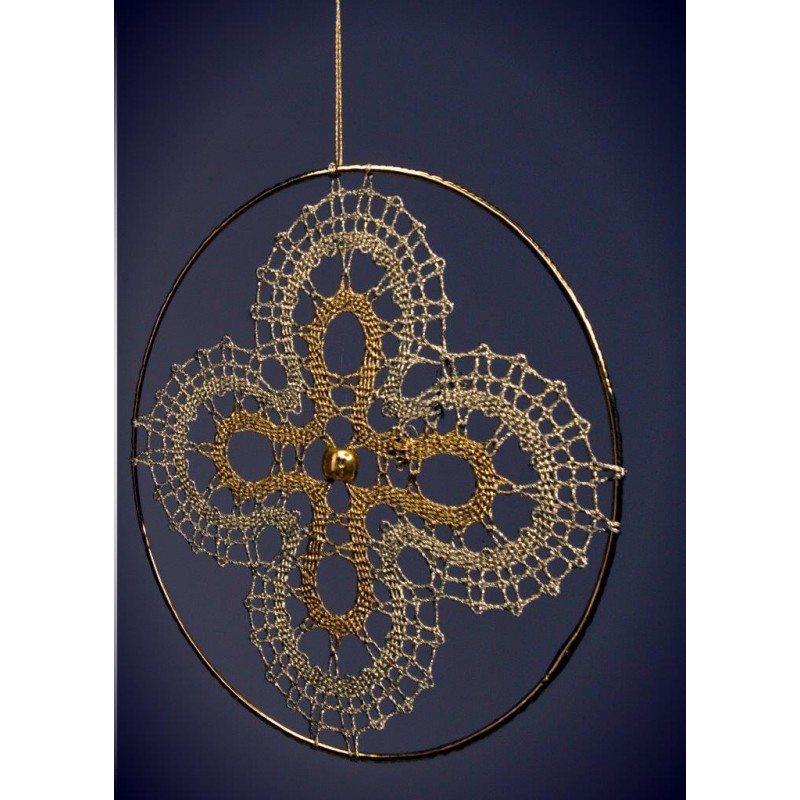 141602 - Motiv für Ringe - 7 cm