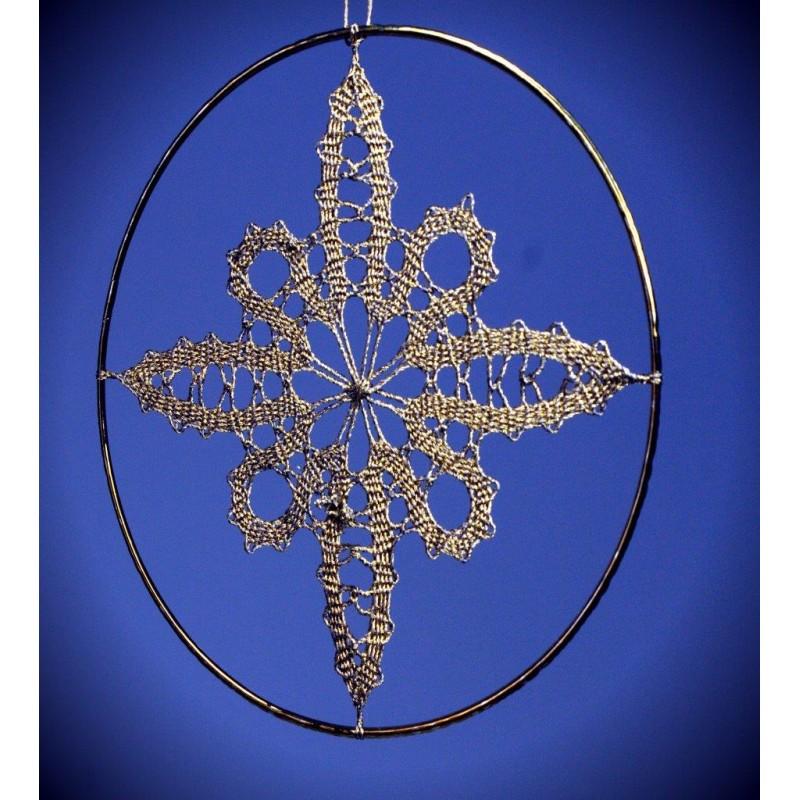 141603 - Motif for rings - 7 cm