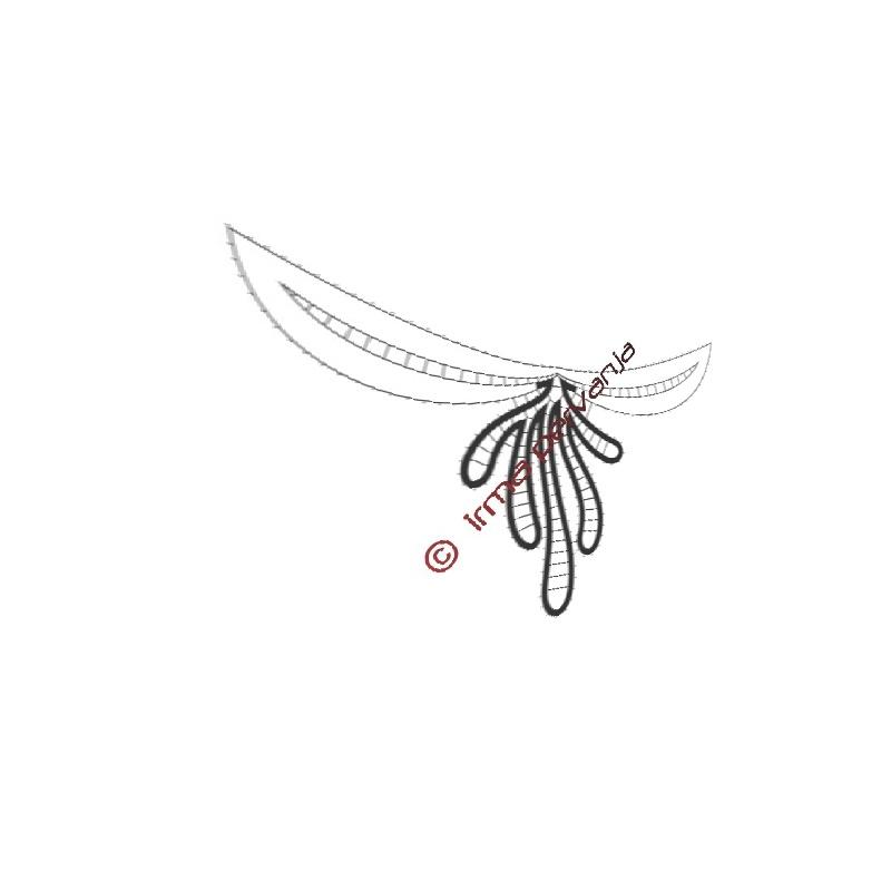 139405 - Spilla - 18 cm