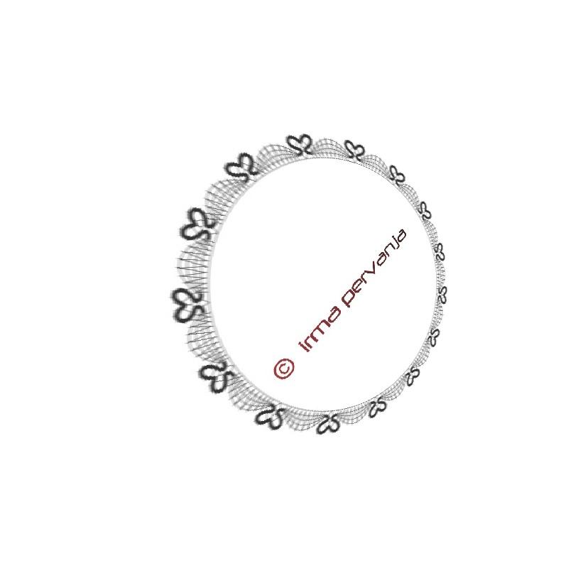 141502 - Deckchen - 25 cm