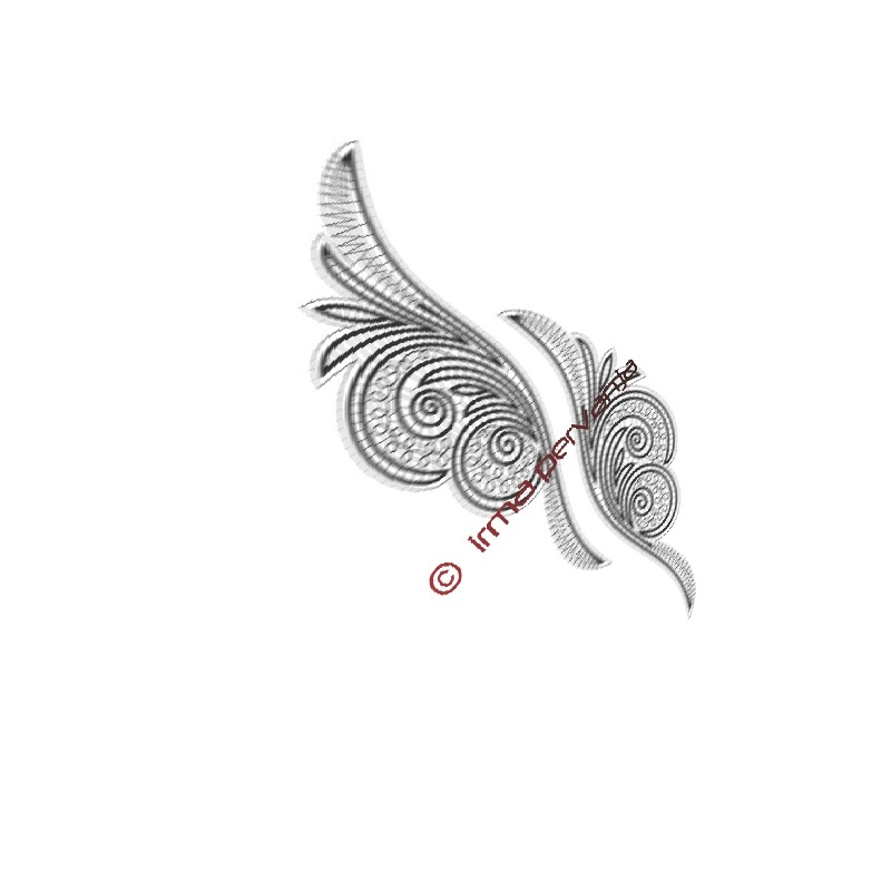142202 - Inserzione - 2x - 28 cm
