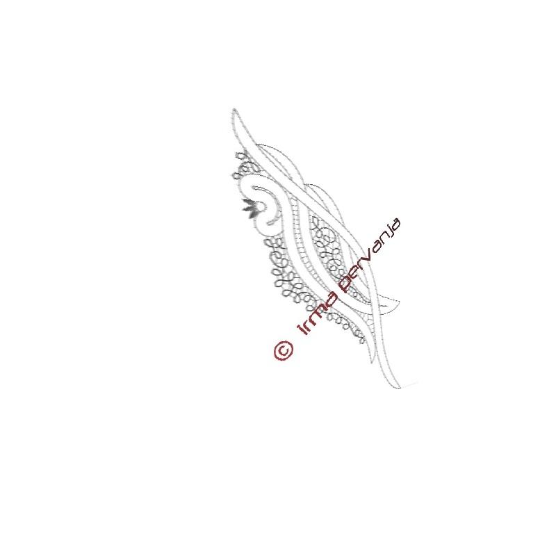 Irma Pervanja, patrones para encaje de bolillos - 305404 - Fin de la ...