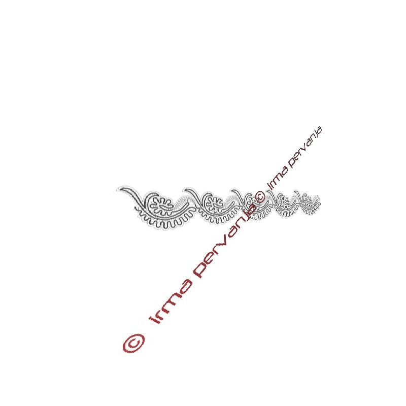 417203 - Band lace - 10 cm