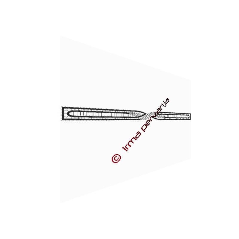 142102 - Ogrlica (čoker) - 2 x 28 cm