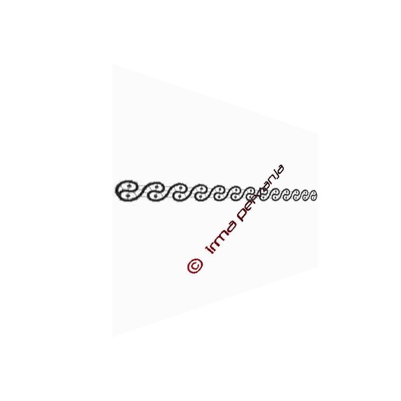 143601 - Ogrlica (čoker) - 2 x 28 cm