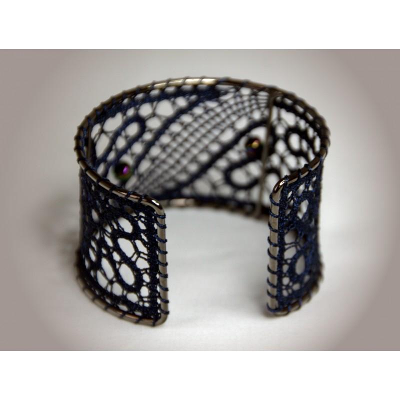 140104 - Pattern for bracelet - 3,5 x 16 cm
