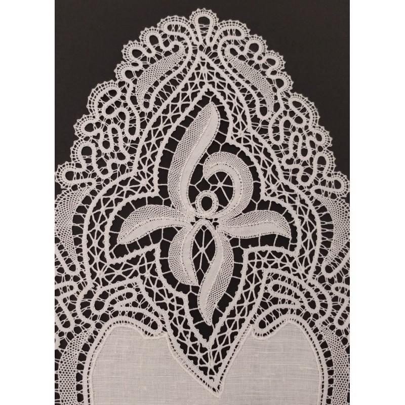 416001 - Muster für Deckchen - 23 x 60 cm