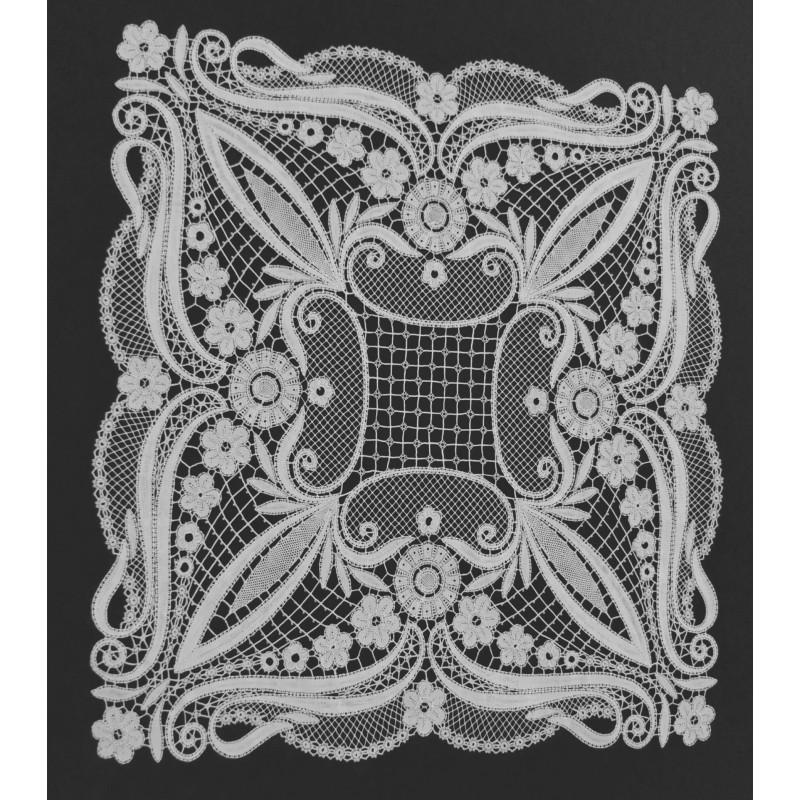 416501 - Muster für Deckchen - 37 cm