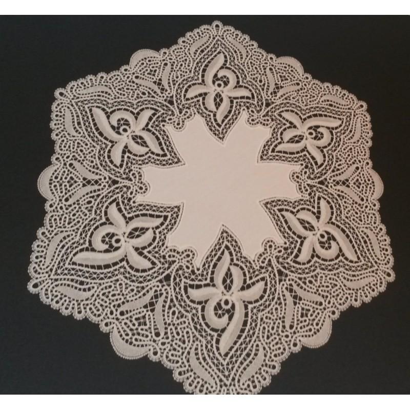 416003 - Pattern for mat - 1/2 od 62 cm