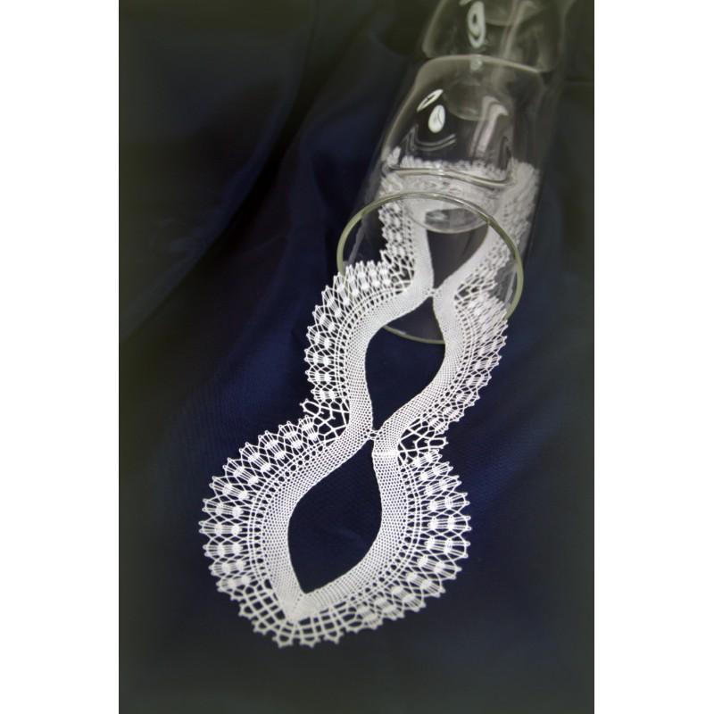 417403 - Vzorec za prtiček za svečnik – 10 x 30 cm