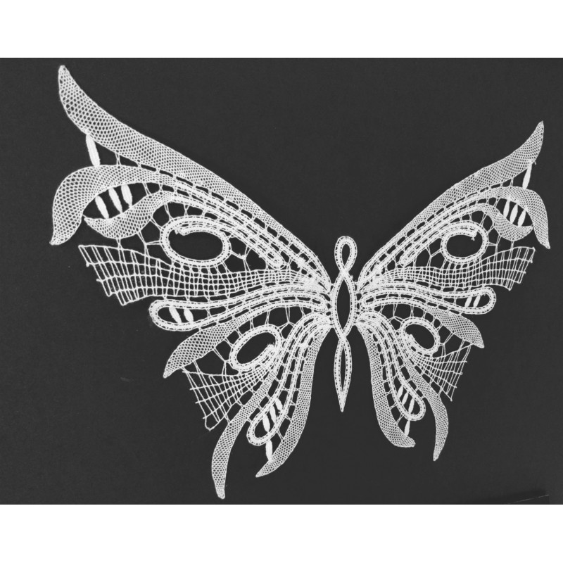 509002 - Schmetterling - 19 x 28 cm