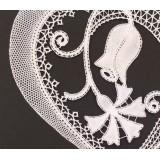 509302 - Hochzeitsherz - 20 cm