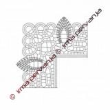 100111 - Band lace corner