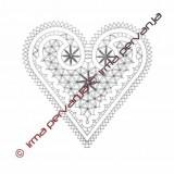 501801 - Heart - 30 cm