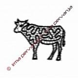127402 - Cow - 8,5 cm
