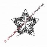 127203 - Zvezda - 6 cm