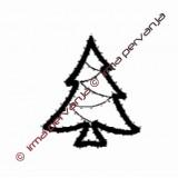 127206 - Abeto Navidad - 6 cm