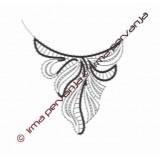 132801 - Necklace - 11 cm