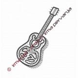 117901 - Gitarre - 20 cm