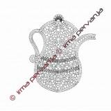 117501 - Teapot - 15 cm