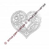 100602 - Heart - 9 cm