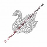 100801 - Swan - 10 cm