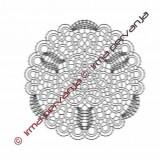 102801 - Tovagliolo - 15 cm