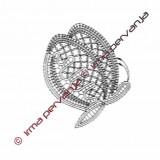 109201 - Farfalla - 12 cm