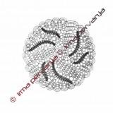 111502 - Tovagliolo - 16 cm