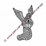 115801 - Angel - 25 cm