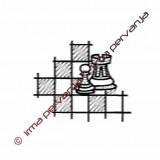 119301 - Chess - 15 x 18 cm