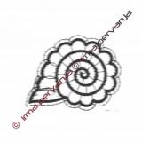 128103 - Little snail - 12 cm