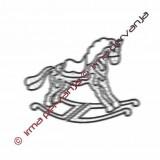 128901 - Small horse - 17 cm