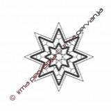 129201 - Star - 13 cm