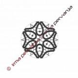 130101 - Motiv za obročke - 7 cm