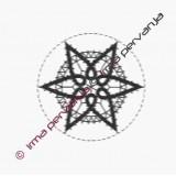 131203 - Motif for rings - 7cm