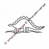 133902 - Dino - 26 cm
