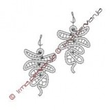 135203 - Earrings - 6,5 cm