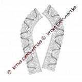 303301 - Collar - 2x - 1/2